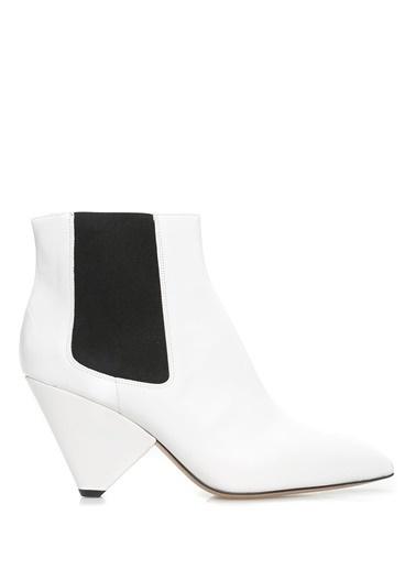 Etoile İsabel Marant Ayakkabı Beyaz